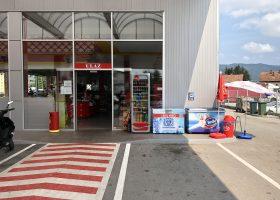 BP Nešković Doboj (stara pumpa)